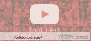 Youtubers, chi sono - Psicologa Psicoterapeuta Bologna Dott.ssa Maria Giulia Ponzellini